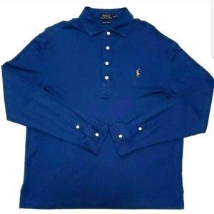 Polo Ralph Lauren Mens Shirt Pima Soft Touch Polo